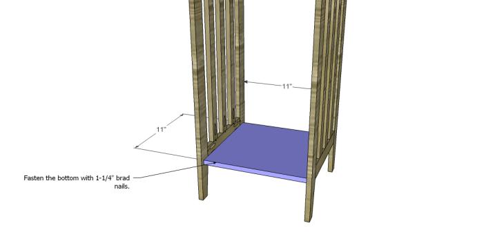 free plans to build a portland umbrella stand_Bottom