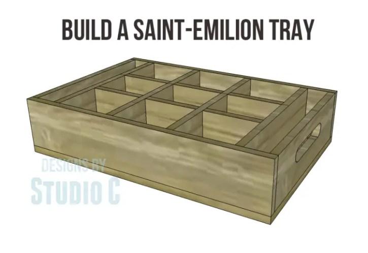 free DIY woodworking plans to build a saint-emilion tray_Copy