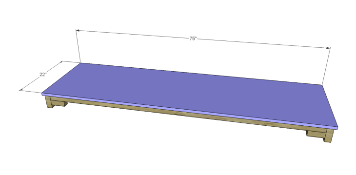 free DIY woodworking plans to build a greek key dresser_Bottom