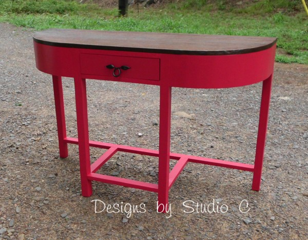 the demilune table SANY2462