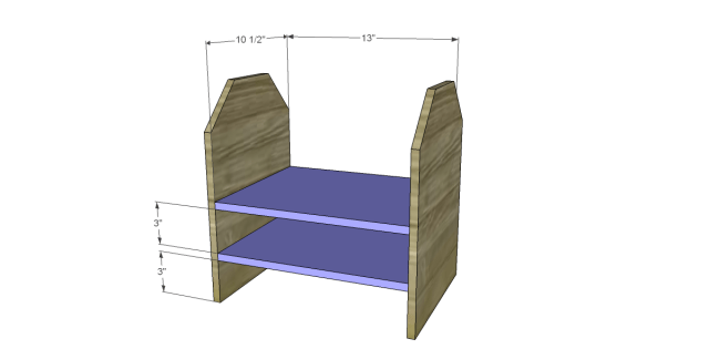 diy plans toolbox_Center Shelves