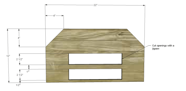 diy plans toolbox_Front