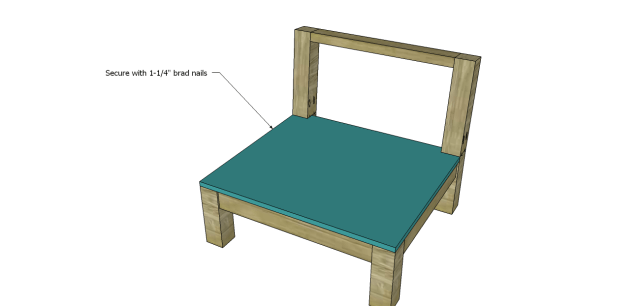 wood chair plans - low slung_Seat 2