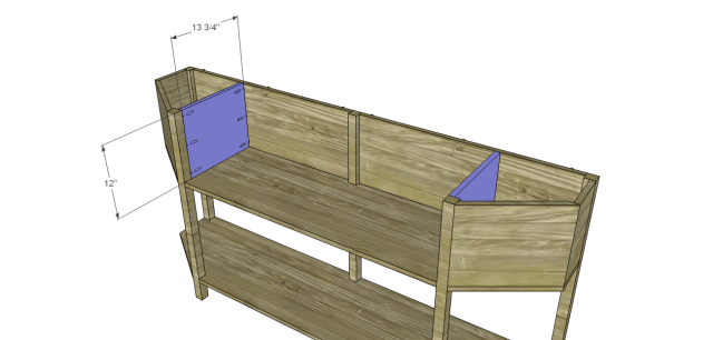 angled console table plans_Dividers