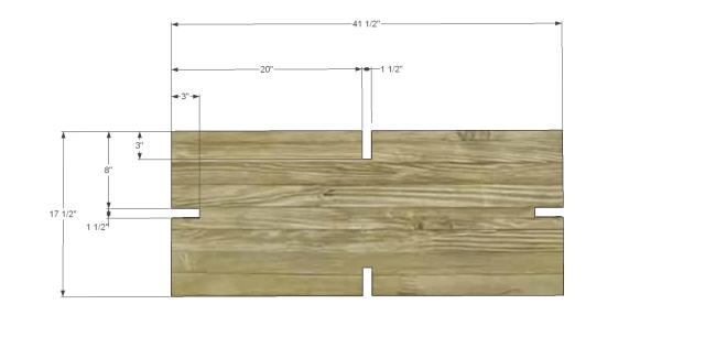 modern chunky coffee table_Shelf 1