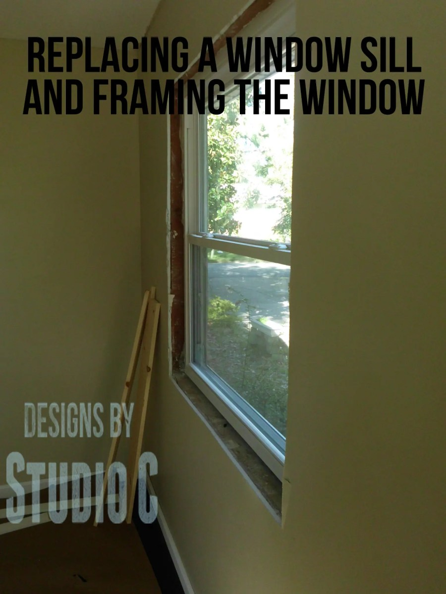 How To Make Window Sill