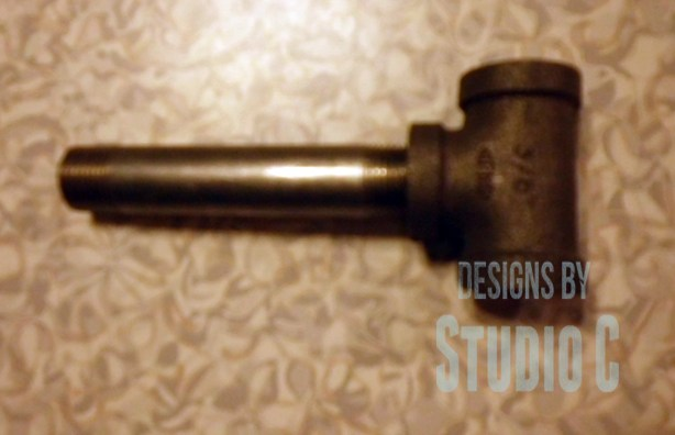 industrial chic decor candleholder SANY2691