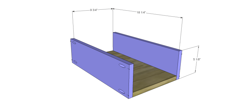 coffee table plans with drawers_Drawers BS