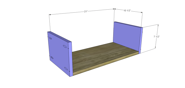 tall chest drawers plans_Lg Drawer BS