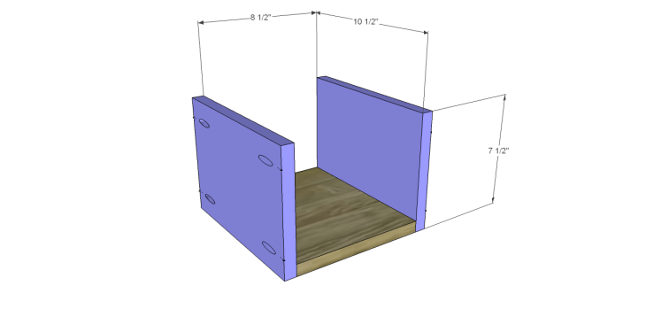 tall chest drawers plans_Sm Drawer BS