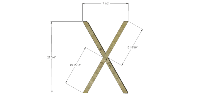 diy plans build desk_Legs 2