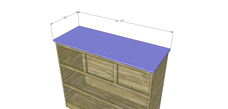 wide chest drawers plans_Top