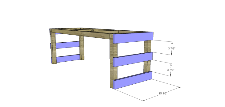 crate bench plans_Side Slats