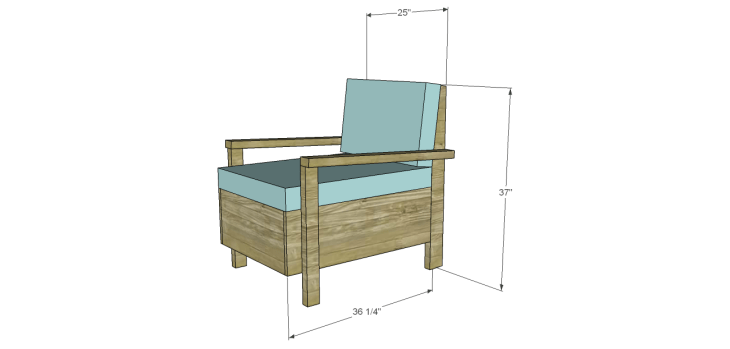 kate chair plans