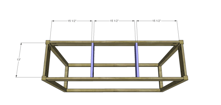 honfleur console table plans_Supports