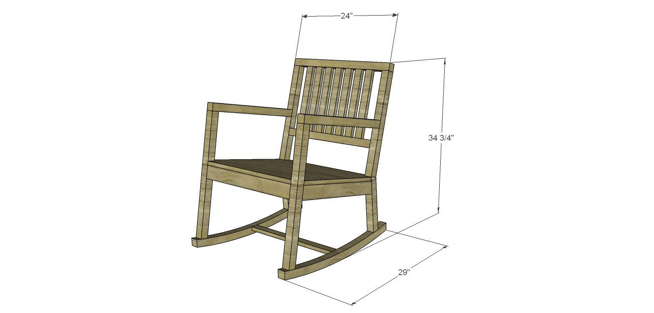 building a rocking chair best for reading build