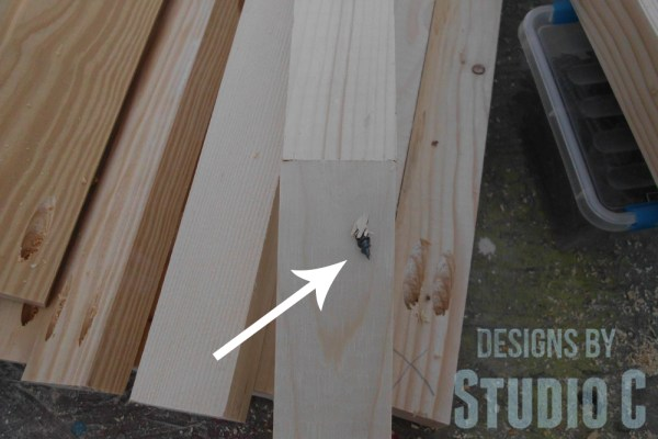 build rocking chair SANY3031
