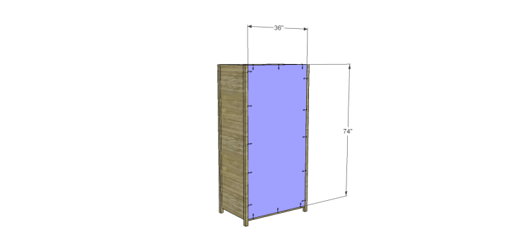 plans build alans larder cabinet_Back
