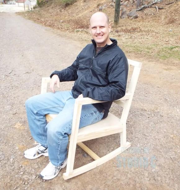 build rocking chair DSCF1087