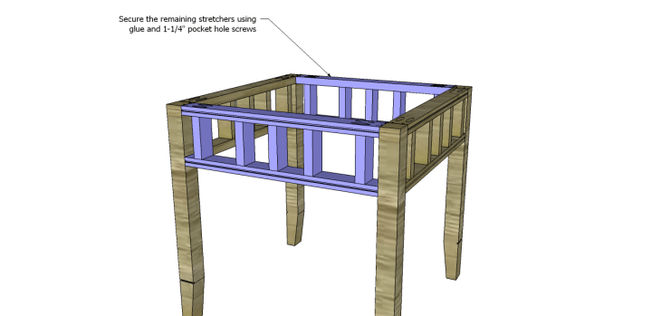 plans build bandengan side table_Stretchers 2