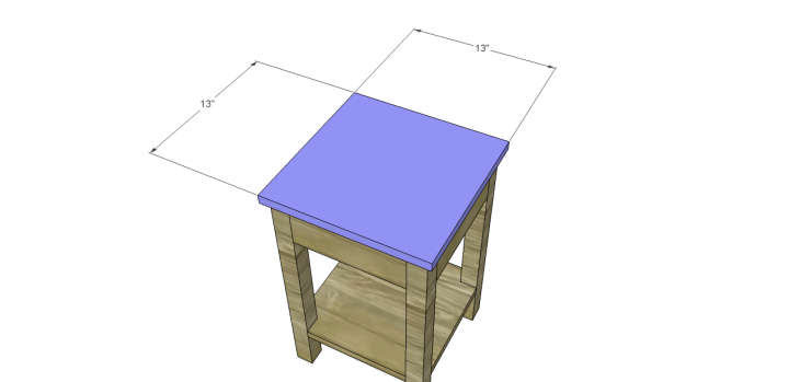 henrys side table plans_Top