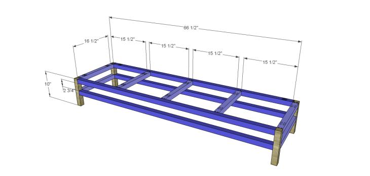 plans build esmerelda buffet-Base