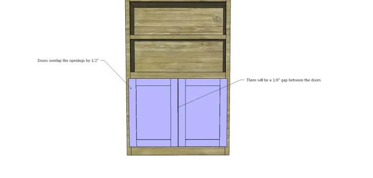 Harrison Cabinet Plans-Doors 2