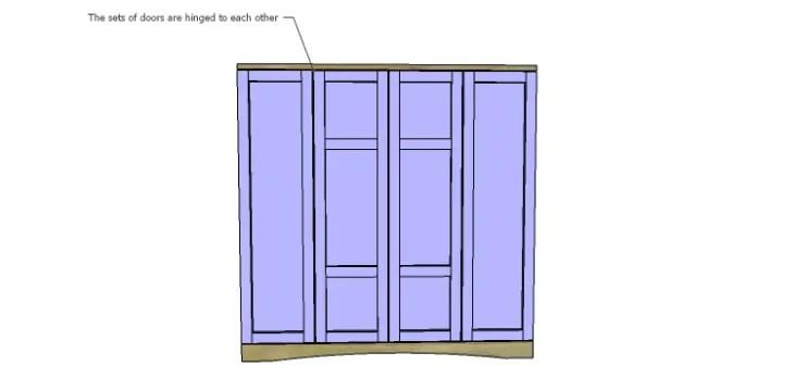 Biltmore Cabinet Plans-Doors3
