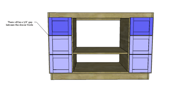 Vanity-Drawer Fronts 2