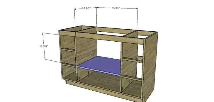 Vanity-Shelf