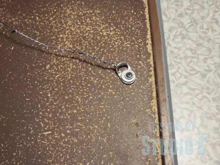 cabinet door memo board DSCF1855