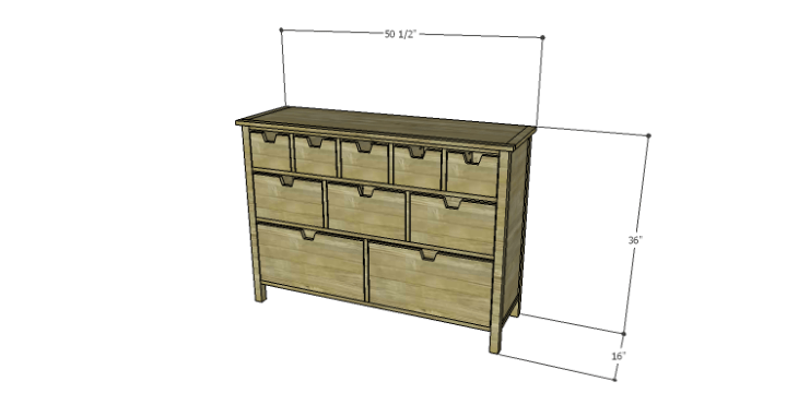 Plans to Build a Drake Chest