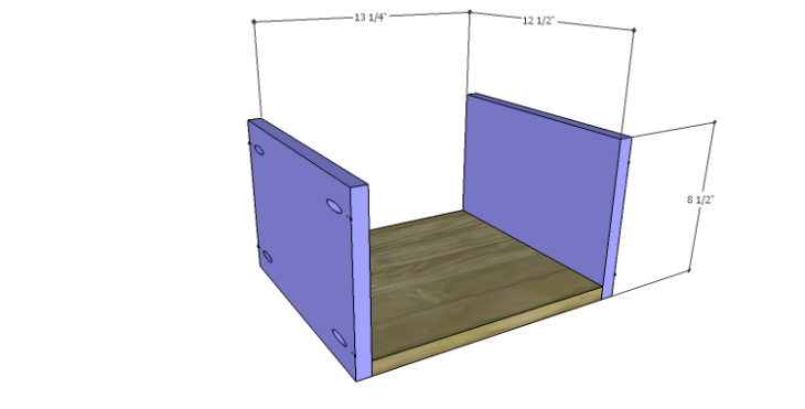 Plans to Build a Drake Chest_Middle Center Drawer BS