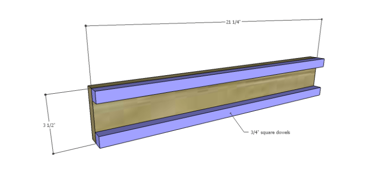 DIY Plans to Build a Mesa Desk-Drawer Front 1