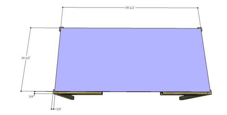 DIY Plans to Build a Mesa Desk-Top 1