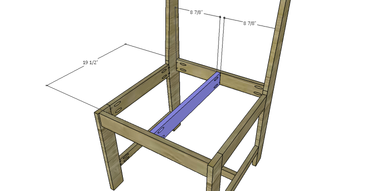how to build a simple chair