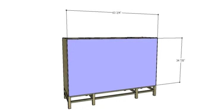 DIY Plans to Build a Serenity Dresser_Back