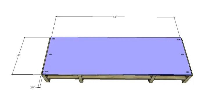 DIY Plans to Build a Serenity Dresser_Bottom