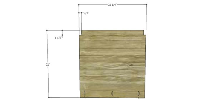 DIY Plans to Build a Piedmont Media Console_Divider 1