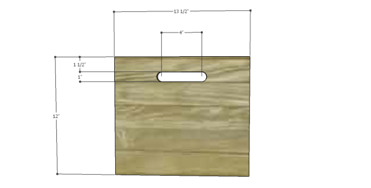 DIY Plans to Build a Laura Storage Bench_Crate Sides