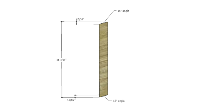 DIY Plans to Build a Wyatt Writing Desk_Legs