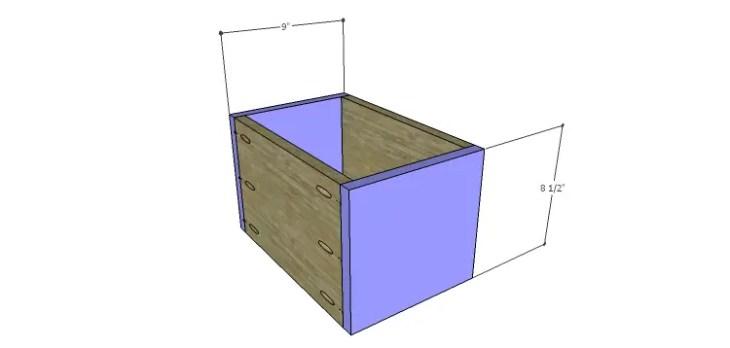 DIY Plans to Build a Mismatched Dresser_Drawer 1 FB