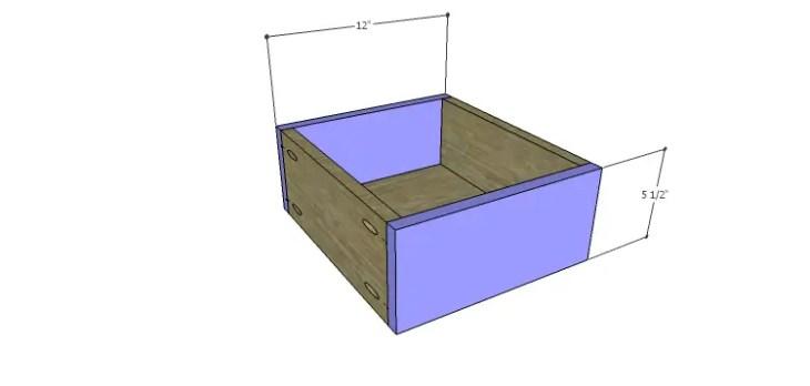 DIY Plans to Build a Mismatched Dresser_Drawer 4 FB