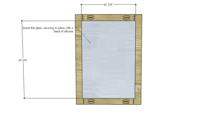 DIY Plans to Build a Valerie Nightstand_Door 2