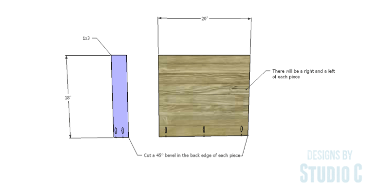 DIY Plans to Build a Rushton Media Stand_Sides & Dividers 1