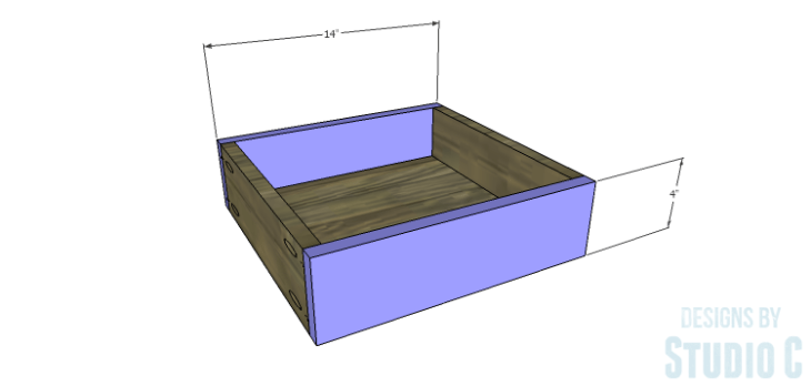 DIY Plans to Build a Drew Cocktail Table_Drawer FB