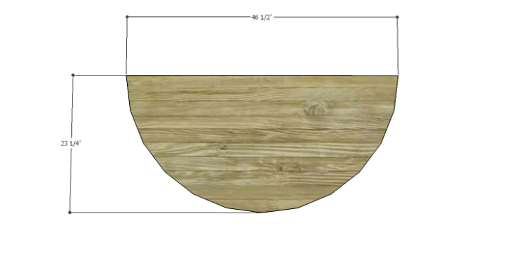 DIY Plans to Build a Davidson Console Table_Top 1
