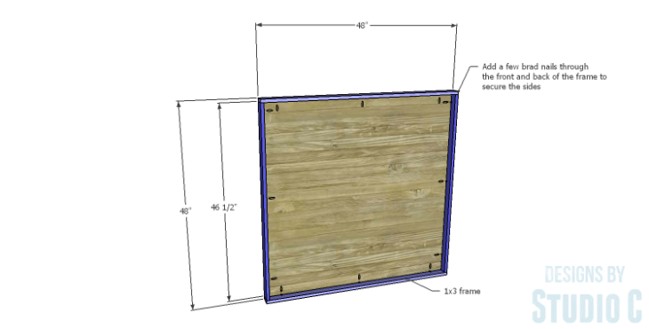 DIY Plans to Build a Mercer Coffee Table_Top 1