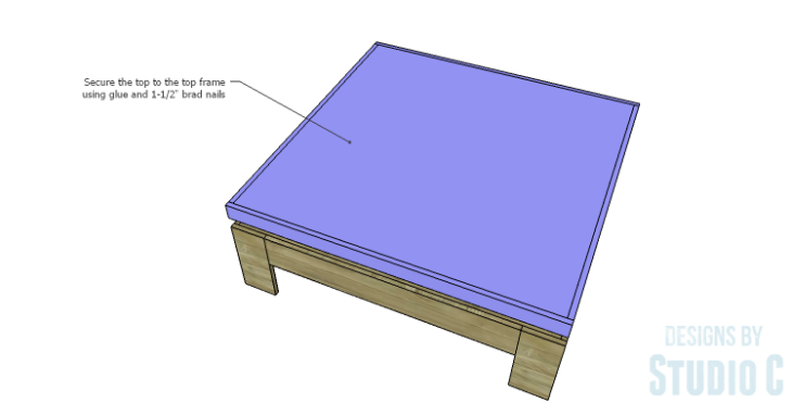 DIY Plans to Build a Mercer Coffee Table_Top 2