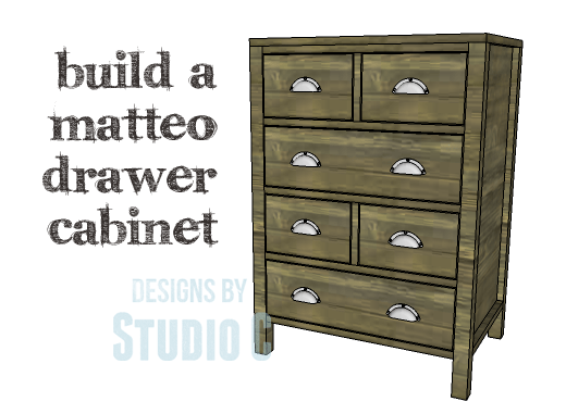 DIY Plans to Build a Matteo Drawer Cabinet_Copy